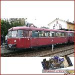 Massoth 8220520 - SOUNDUNIT VT98 RAILBUS