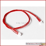 Massoth 8312072 - SUSI CONNECTION CABLE RED 4 LEADS (300MM)