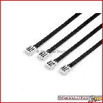 Massoth 8312304  - MiniCT-Connection Cables, 3 Leads, 4 pcs  - New 2017