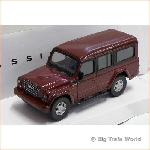 MondoMotors 511121 - Iveco Massif 2008. 1:24