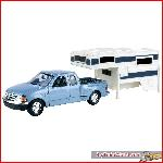 Motormax 75200AC Ford F-150 supercab 1:24 | Big Train World