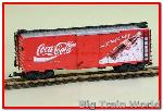 LGB 42911cc - COCA COLA car,occ