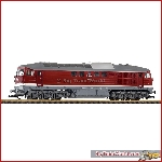 Piko 37582 - G-Diesellok BR 131 DR IV - New 2018