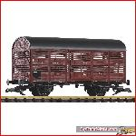 Piko 37943 - G-Viehtransportwg. DB III o.Bb. - New 2015