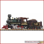 Piko 38227 - G-Dampflokomotive Mogul SF, Sound&Dampf - New 2019