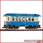 Piko 38621 - CNJ Wood Coach, Blue Comet #2 - new 2014