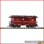 Piko 38647 - G-Packwagen C&S - New 2017