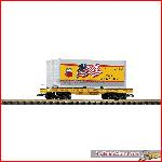 Piko 38750 - G-Containerwagen UP - New 2017
