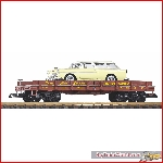 Piko 38769 - G-Autotransportwg. mit Diecast Auto (Chevy Nomad) - New 2020