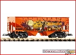 Piko 38898 G-Hopper Car Halloween - New 2019
