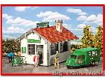 Pola 331018 Weiß Laundromat with Goli | Big Train World