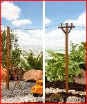 Pola 331024 10 Power pole | Big Train World