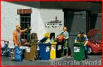 Pola 331728 Refuse bin set | Big Train World
