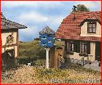 Pola 331764 - Pigeon house with outhouse