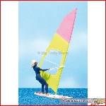 Preiser 44926 - 1:22,5 Windsurfster - New 2015