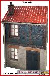"RDG_RAIL HW420 - Reliëf house ""Harz house"" painted"