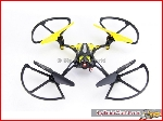 Rayline R8 -  RC Drone Quadcopter with Wifi Camera Yellow - Nieuw 2017