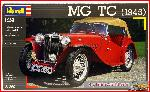 Revell 07392 - MG TC 1945 1:24