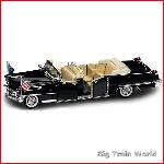 Road Signature 24038 - Cadillac Presidential Parade Car 1956, 1:24