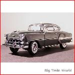 Sun Star 001701 - Chevrolet Bel Air 1954 hard top, 1:18