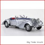 Sun Star 2403 - Horch 855 Roadster 1939, 1:18