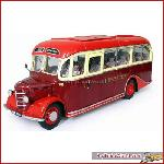 Sun Star 5004 - Bedford OB - Duple Vista Coach - Hants & Sussex - 1:24 diecast