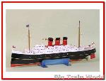 "Tucher & Walter 304 - Ship ""Queen Mary"""