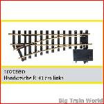 Train Line45 1020950 - Handweiche R 90cm links, switch manuell R 90cm left