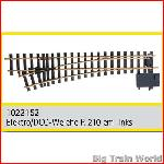 Train Line45  1022152 - Electric/DCC switch, left