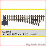 Train Line45  1022162 - Electric/DCC switch, right