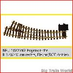 Train Line45  1022262 - Electric/DCC switch, right