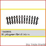 Train Line45  1040916 - Nickel plated, diameter ~ 6 ft., 22.5°