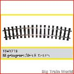Train Line45  1041216 - Nickel plated, diameter ~ 8 ft., 22.5°