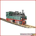 Train Line45  2011101 -  HSB Mallet steam loco 99 5902, analog