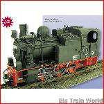 Train Line45  2012001 - Steam loco 99 6101, analog. smoke generator