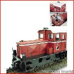 Train Line45  2021000 - Diesel loco DEV  V3, analog