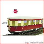Train Line45  2030002 - Railcar HSB T1, DCC, sound