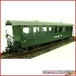 Train Line45  3035741 - 3-car set RhB passenger cars BC 1506, BC 1507, BC 1508 ,