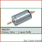 Train Line45  3062201 - Universal motor with short shaft