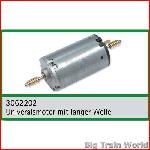 Train Line45  3062202 - Universal motor with long shaft