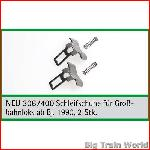 Train Line45  3067400 - Pick up shoes for G-scale locos 1990 and later, 2 pcs.