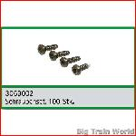 Train Line45  3069002 - Set of screws, 100 pcs.