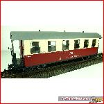 Train Line45  3130720 - DR passenger car, 6 windows, 900-477