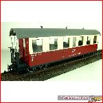 Train Line45  3130730 - DR passenger car, 7 windows, 900-482
