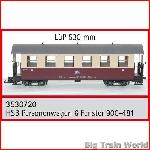 Train Line45  3530720 - HSB passenger car 900-481