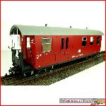 Train Line45  3530791 - HSB baggage car, 902-307