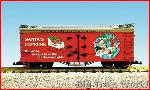 USA Trains R13023 - 2005 CHRISTMAS REEFER