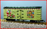 USA Trains R13024 - 2006 CHRISTMAS REEFER