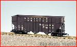 USA Trains R14080 - S P WOODCHIP CAR - BOXCAR RED