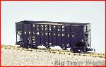 USA Trains R14082 - PENNSYLVANIA WOODCHIP - BLACK